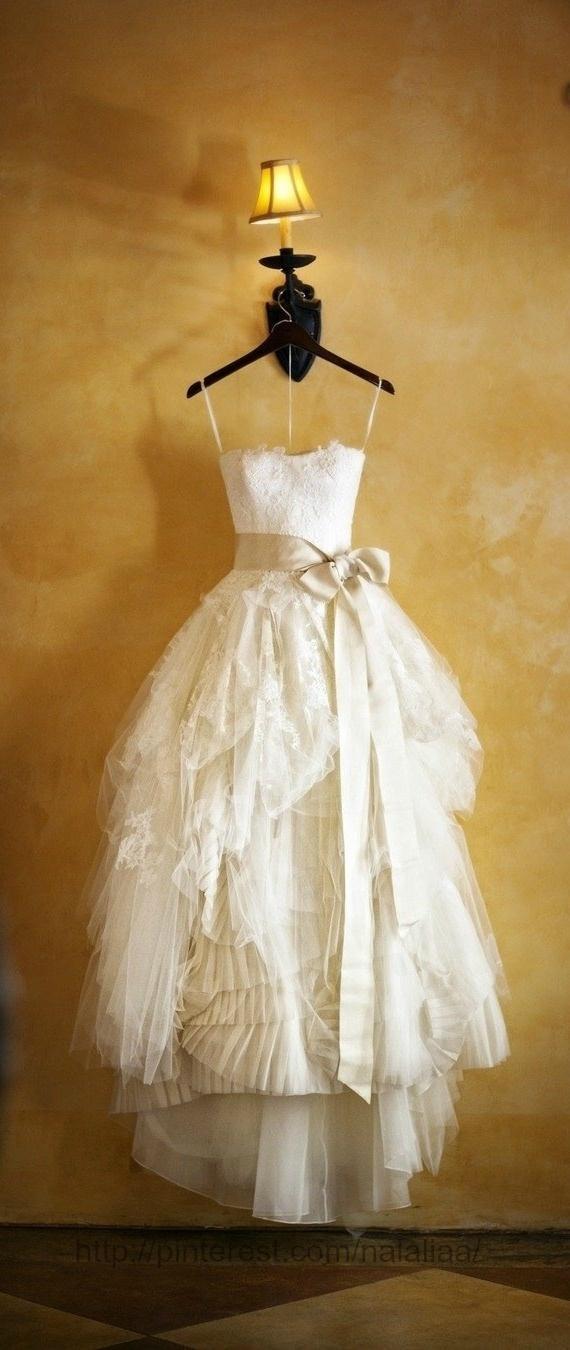 Vestidos vintage pinterest for Pinterest wedding dress vintage