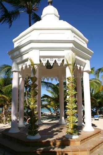 Свадьба - Беседке В Отеле Riu