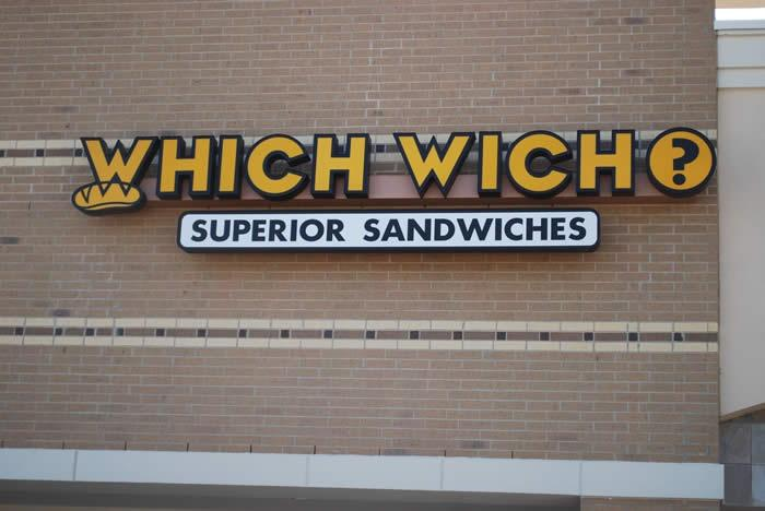 Mariage - Which Wich