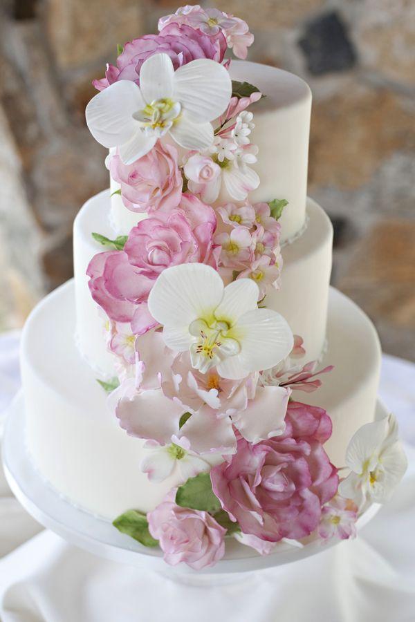 Wedding - Sweet Sensations Cake....