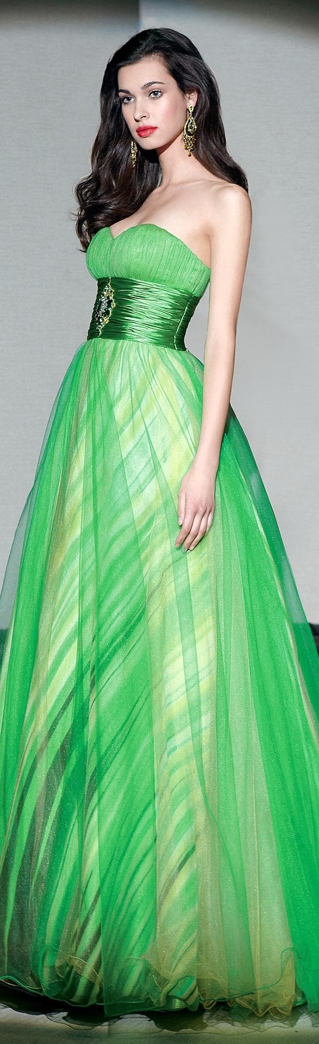 Wedding - Alyce Paris Couture 2013
