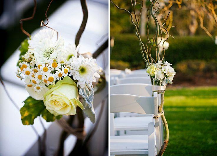 Свадьба - Эклектичный И Элегантный Ярких Голубых Свадьбы