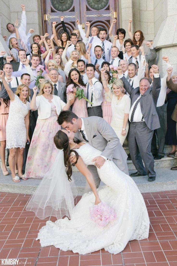 Свадьба - Большой Семейный Снимок!
