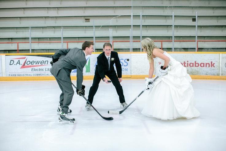 Sports Wedding For My Hockey Wedding 2062578 Weddbook