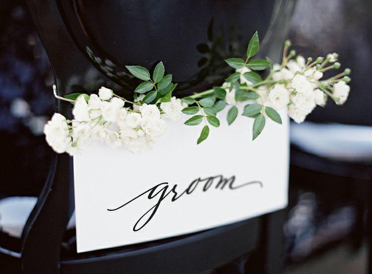 زفاف - الديكور كرسي