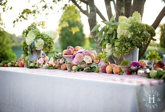Surprising Garden Wedding Wedding Reception Pretty Table Display Complete Home Design Collection Epsylindsey Bellcom