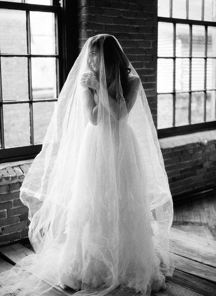Mariage - Ethereal Film Portraits de mariée