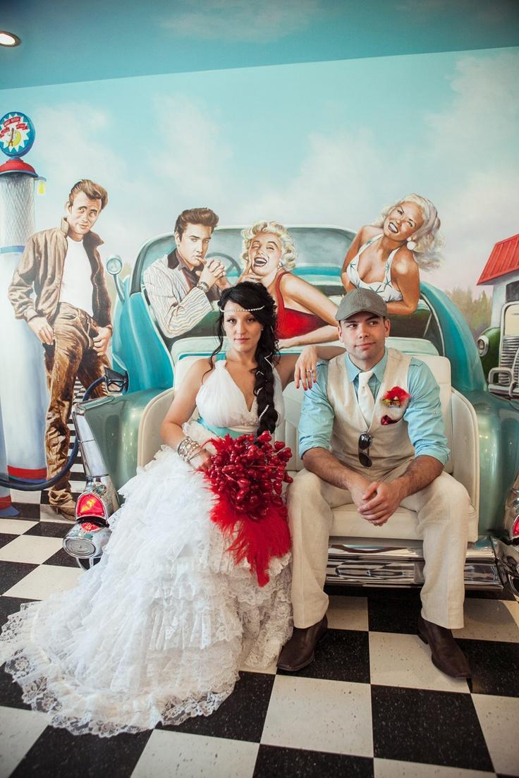 Mariage - Amour, arcs en ciel et des paillettes: Nancy & Dylan Au Manitoba, Canada
