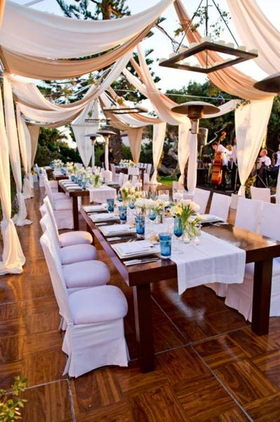 California At Home Wedding Katie Justins Family Home Wedding In