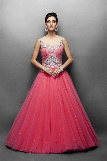 Wedding - Gowns....Passion Pinks