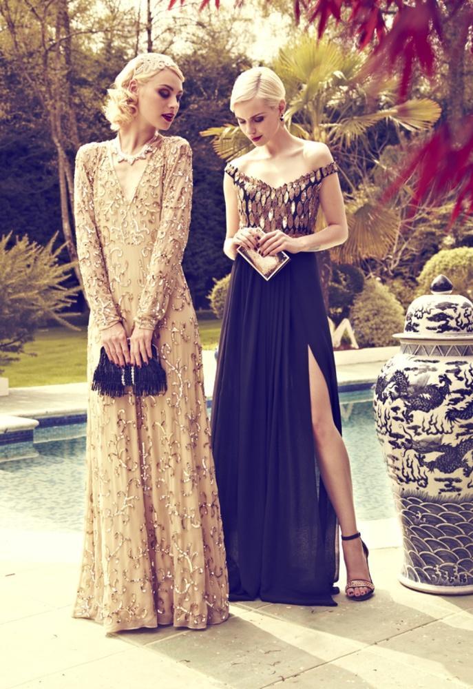 Great Gatsby Wedding - Great Gatsby Inspired Looks #2063115 - Weddbook