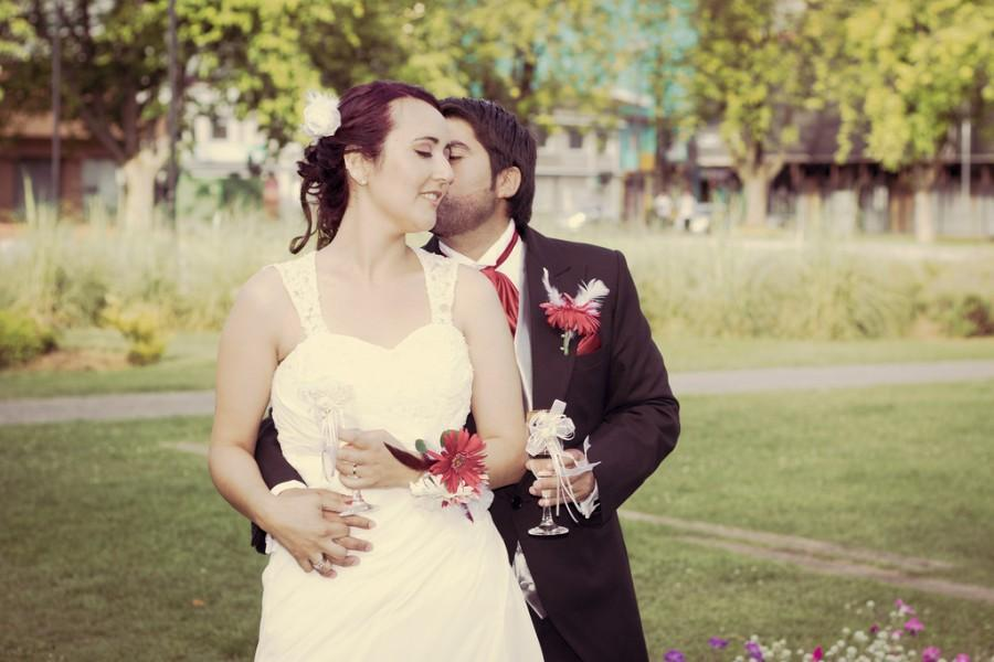 Hochzeit - Richard & carol