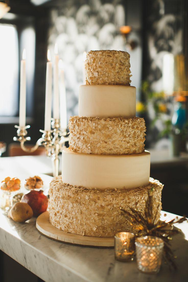Торт медовый фото на свадьбе