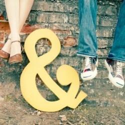 Mariage - Engagement mignon photo idée