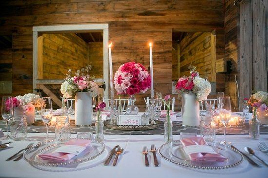 Land Hochzeit Tischdekoration 2063201 Weddbook