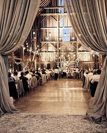 Barn Wedding 10 Barn Wedding Decor Ideas 2063277 Weddbook