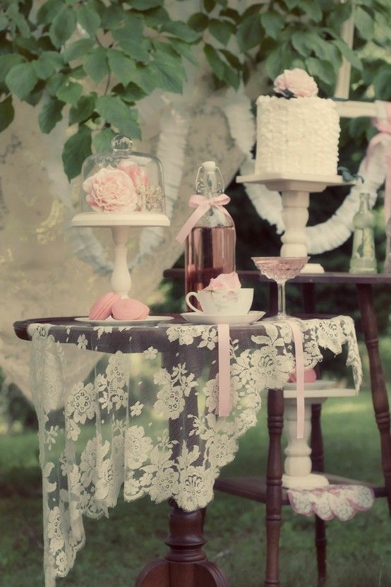 Vintage Wedding Vintage Dessert Table 2063433 Weddbook