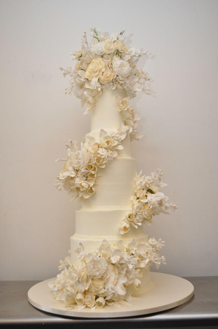 Wedding Cakes - Sylvia Weinstock Cake #2063480 - Weddbook