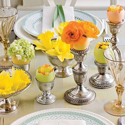 Spring Table Settings And Centerpieces & Centerpieces - Spring Table Settings And Centerpieces #2063543 ...
