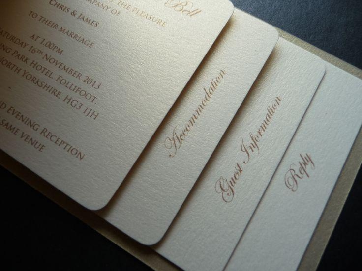 Wedding - Wedding - Invitations