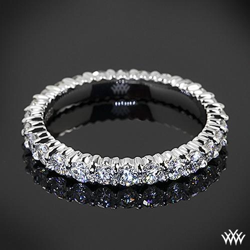 "Wedding - Platinum ""Diamonds For An Eternity"" Diamond Wedding Ring"