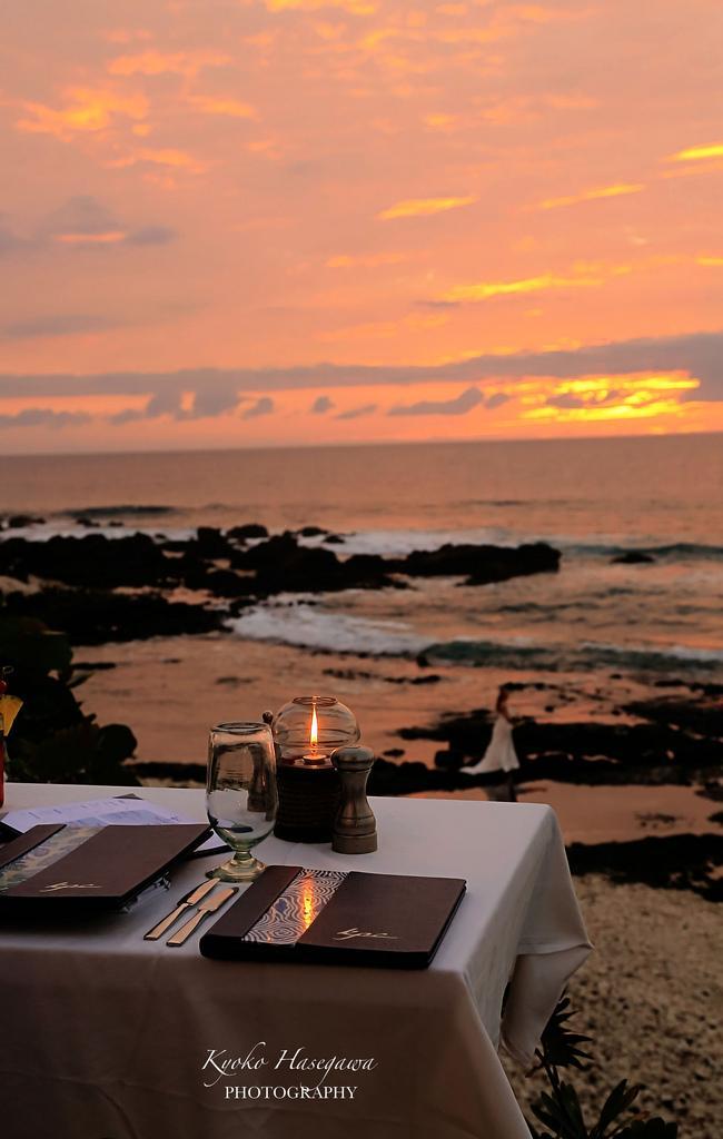 Hochzeit - Sunset Dinner