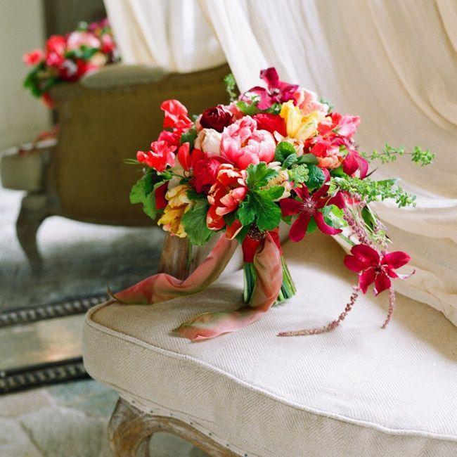Hochzeit - Bouquets / / Ramos