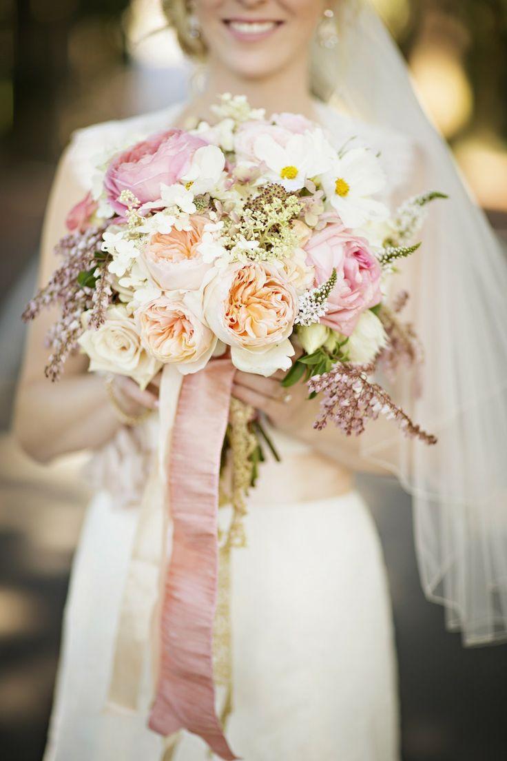 Mariage - Blush, Peach or Anthropologie mariage inspiré