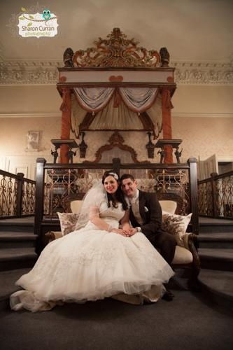 Wedding - Mr & Mrs Partridge