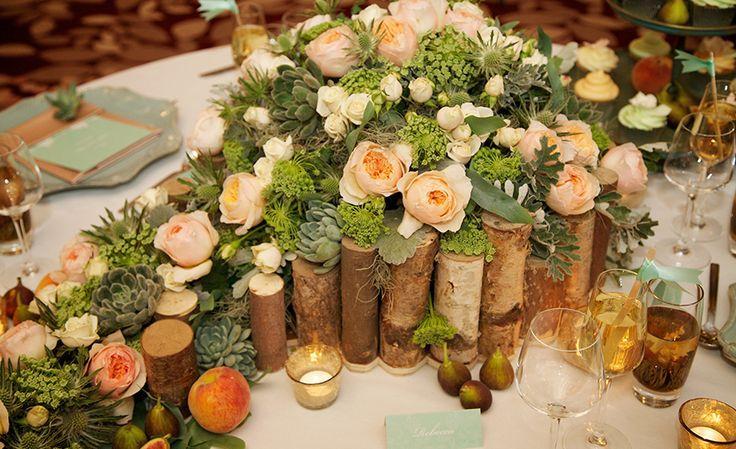 Tablescapes garden wedding - garden tablescapes #2063851 - weddbook