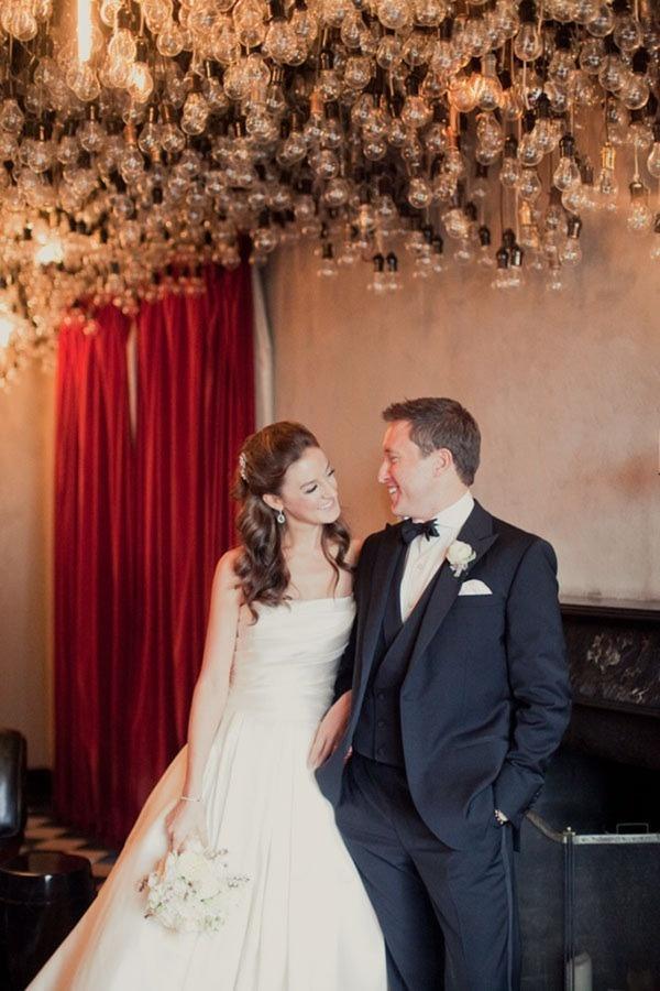 Nozze - NYC matrimonio al Gramercy Park Hotel di Maggie Harkov