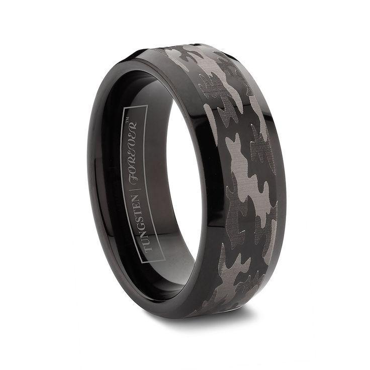 Свадьба - Камуфляж Обручальное Кольцо Подходит Для Уток, Гусей Династии