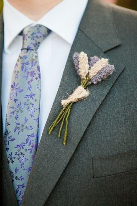 Свадьба - Какой Прекрасный Нагрудные Цветок.