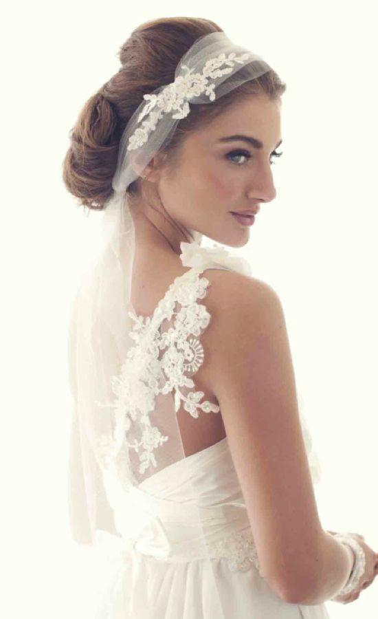 Bohemian Wedding - Headband Veil #2064031 - Weddbook
