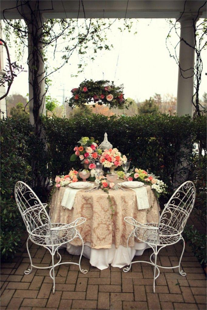 Southern Secret Garden Wedding Inspiration 2064071 Weddbook