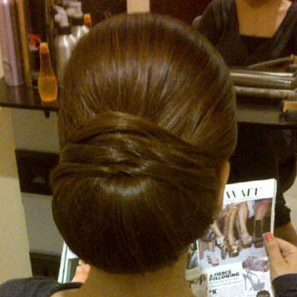 Hochzeit - Eine Brautjungfer Haar