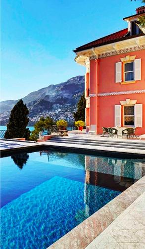 Mariage - Villa sur la Côte d'Azur