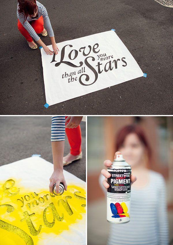 Wedding - Chalk-spray-2