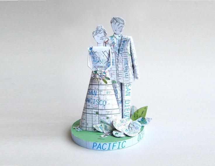 wedding cakes california state map wedding cake topper 2064305