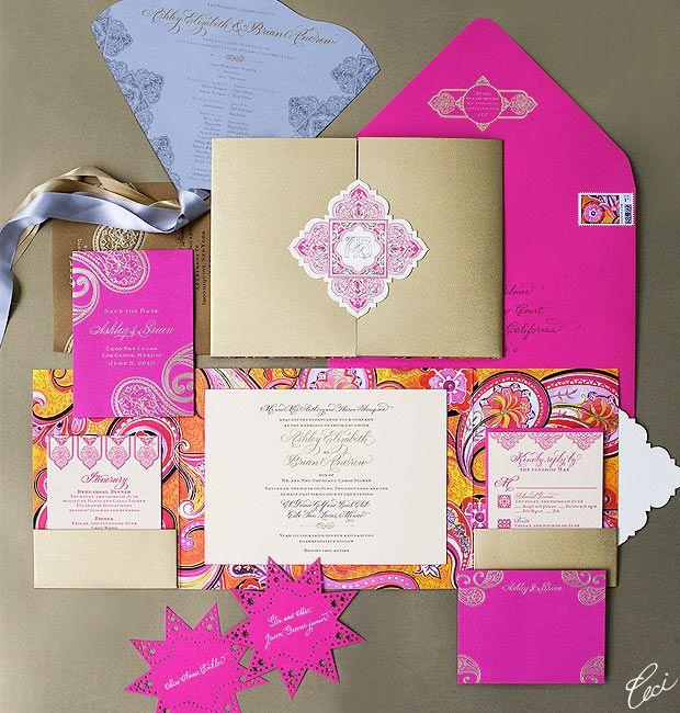 Ceci New York Wedding Invitations as best invitation layout