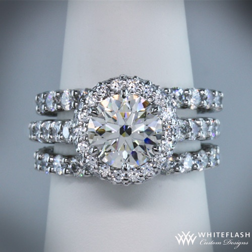 engagement rings sets and bridal sets - Wedding Engagement Ring Sets