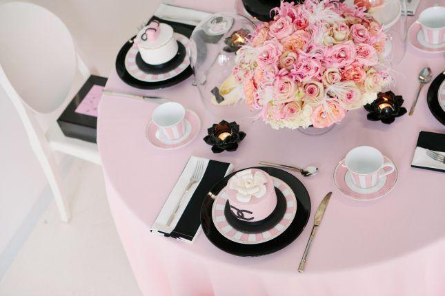 Coco chanel inspired bridal shower your wedding whisperer the next step is to find the perfect elegant invitations to set the tone for your shower the great thing about our invites is that they can be customized filmwisefo