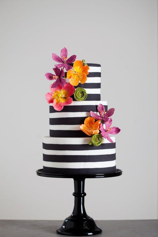 Свадьба - Черные И Белые Полосы Свадьбы