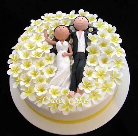 Cake yellow flower wedding cake 2064476 weddbook yellow flower wedding cake mightylinksfo