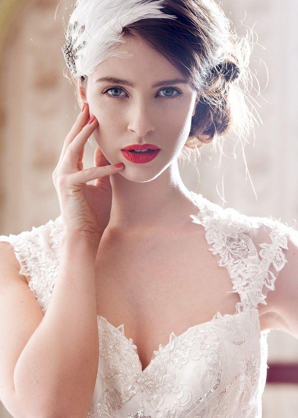 زفاف - تسريحات الزفاف