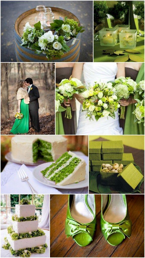 Hochzeit - Grüne Hochzeit