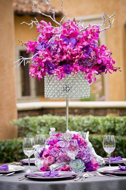 Свадьба - Фиолетовый Центральным