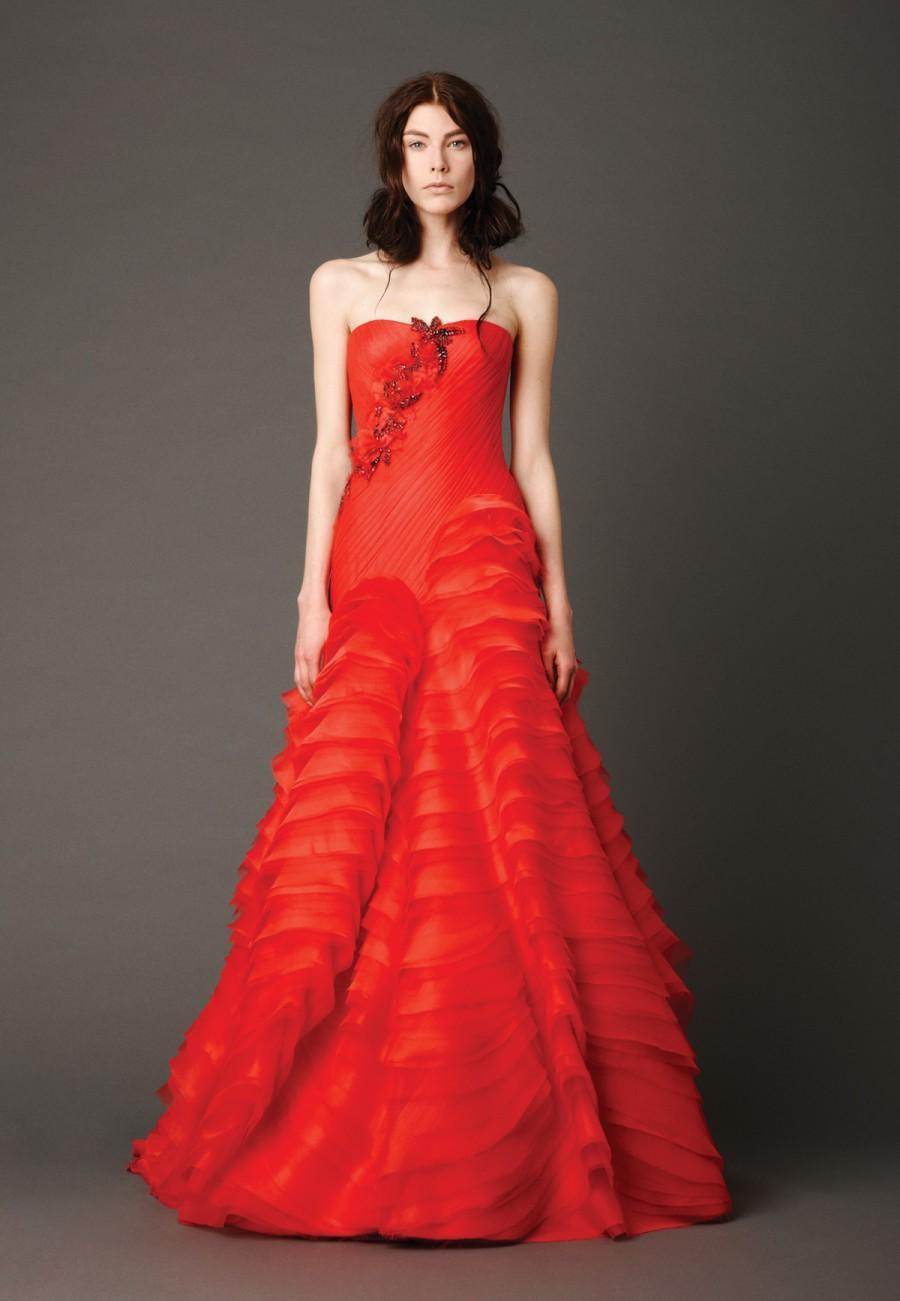Свадьба - Red Dress 2014