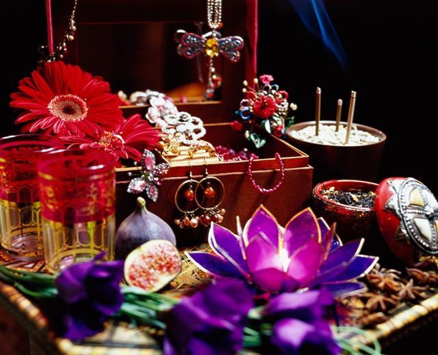 Oriental wedding oriental decoration 2064850 weddbook for Decoration orientale