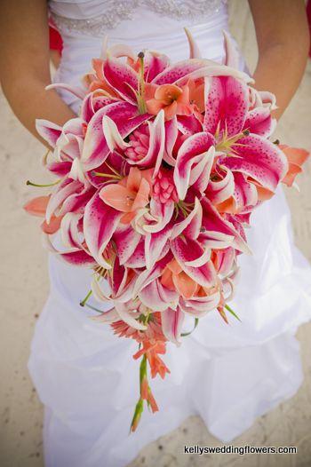Bouquet By Kellys Wedding Flowers